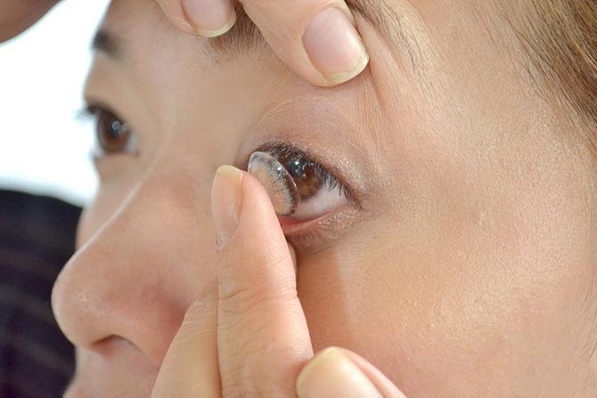 stavljanje leće