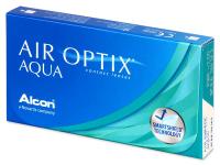 Air Optix Aqua (3komleća)
