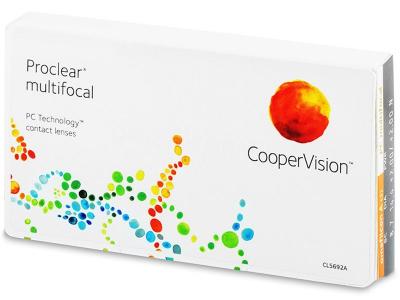 Proclear Multifocal XR (3komleća)