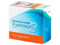 kontaktne lece - PureVision 2 for Astigmatism