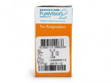 PureVision 2 for Astigmatism (6komleća)