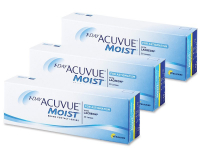 kontaktne lece - 1 Day Acuvue Moist for Astigmatism