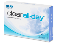 kontaktne lece - Clear All-Day