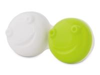 kontaktne lece - Posudica za vibracijsku kutiju - zelena