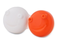 kontaktne lece - Posudica za vibracijsku kutiju - smeđa