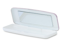 kontaktne lece - Kutija za jednodnevne leće - pink