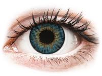 kontaktne lece - Air Optix Colors - Blue - dioptrijske