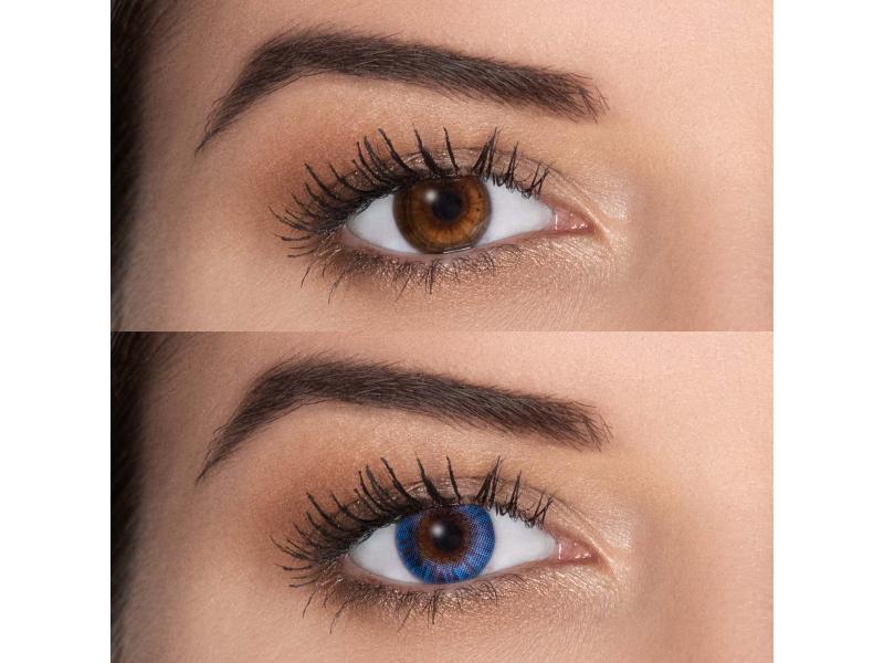 Air Optix Colors - Blue - nedioptrijske (2kom leća)