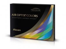 Air Optix Colors - Brown - nedioptrijske (2kom leća)