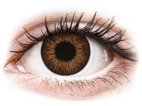 kontaktne lece - Air Optix Colors - Brown - dioptrijske