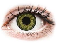 kontaktne lece - Air Optix Colors - Gemstone Green - dioptrijske