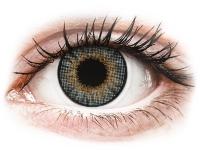 kontaktne lece - Air Optix Colors - Grey - dioptrijske