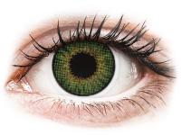 kontaktne lece - Air Optix Colors - Green - dioptrijske