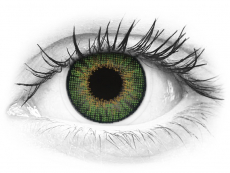 Air Optix Colors - Green - nedioptrijske (2kom leća)