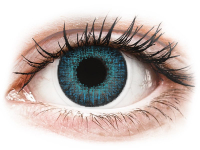 kontaktne lece - Air Optix Colors - Brilliant Blue - dioptrijske