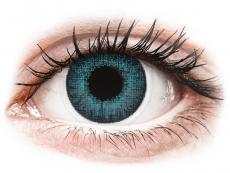 Air Optix Colors - Brilliant Blue - dioptrijske (2kom leća)