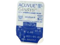 Acuvue Oasys (12kom leća)