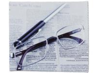 kontaktne lece - Krpica za čišćenje naočala – Novine
