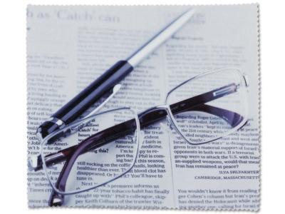 Krpica za čišćenje naočala – Novine