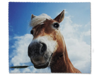 kontaktne lece - Krpica za čišćenje naočala – Konj