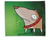kontaktne lece - Krpica za čišćenje naočala – Pas