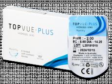 TopVue Plus (1kom leća)