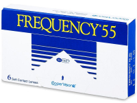kontaktne lece - Frequency 55
