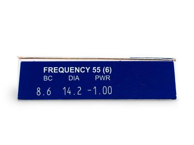 Frequency 55 (6komleća)