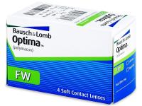 kontaktne lece - 3-mjesečne leće Optima FW