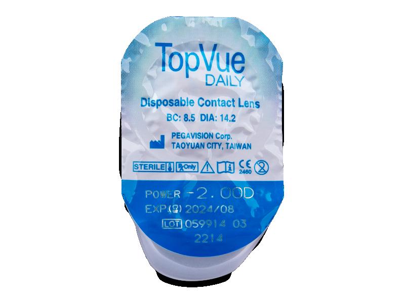 TopVue Daily (90komleća)