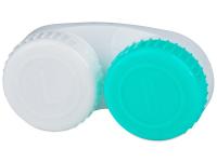 kontaktne lece - Kutija zeleno-bijela