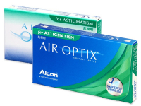 kontaktne lece - Air Optix for Astigmatism