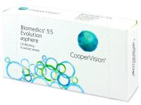 kontaktne lece - Biomedics 55 Evolution
