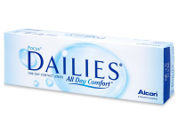 kontaktne lece - Focus Dailies All Day Comfort