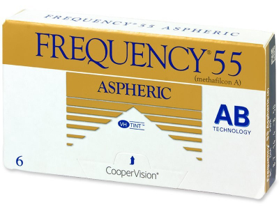 Frequency 55 Aspheric (6 kom leća)