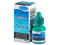 kontaktne lece - Kapi za oči OPTIVE 10ml