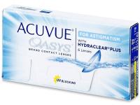 kontaktne lece - Acuvue Oasys for Astigmatism