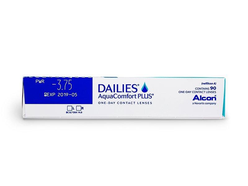 Dailies AquaComfort Plus (90komleća)