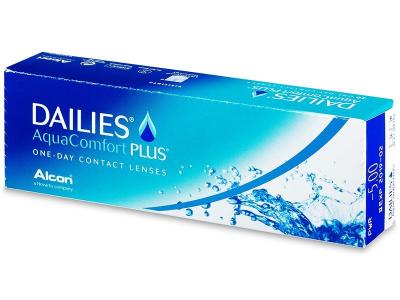 Dailies AquaComfort Plus (30komleća)