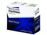 kontaktne lece - PureVision Multi-Focal