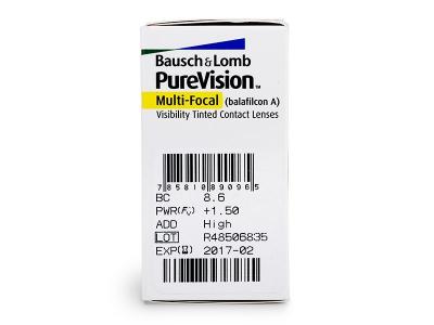 PureVision Multi-Focal (6komleća)