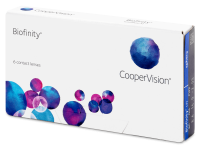 kontaktne lece - Biofinity