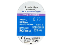 SofLens Daily Disposable (30komleća)
