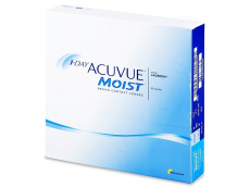 1 Day Acuvue Moist (90komleća)