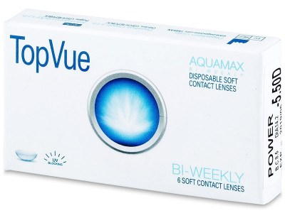 TopVue Bi-weekly (6komleća)