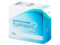 kontaktne lece - PureVision 2