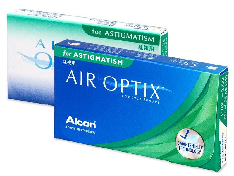 Air Optix for Astigmatism (6komleća)