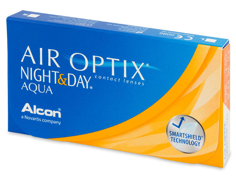 Air Optix Night and Day Aqua (6 kom leća)